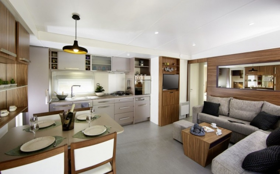 Mobil home 2 et 3 chambres