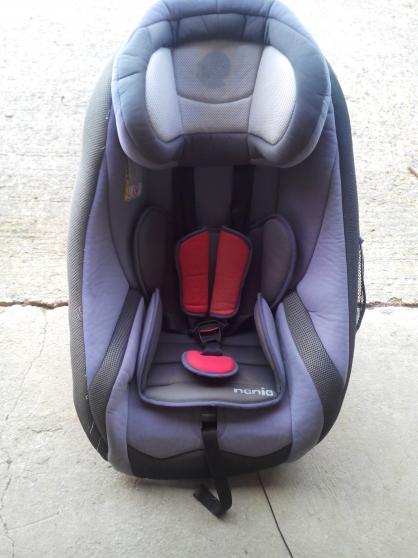 Annonce occasion, vente ou achat 'siège auto'
