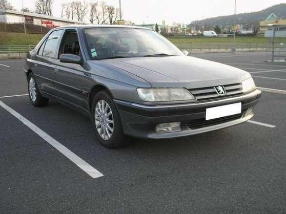 Peugeot 605 (2) 2.5 svdt