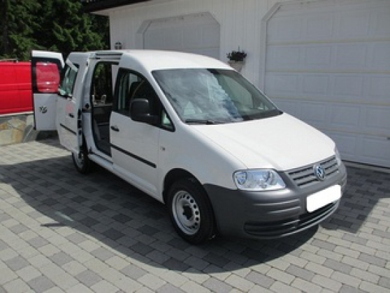 volkswagen caddy annonce auto volkswagen caddy occasion. Black Bedroom Furniture Sets. Home Design Ideas