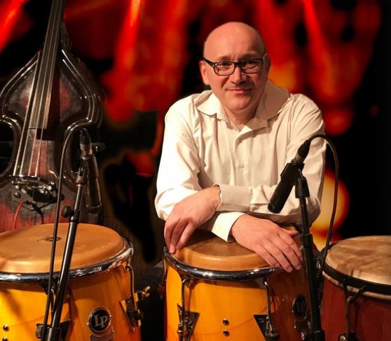 Miguel Gomez Cours de Percussion Cubaine