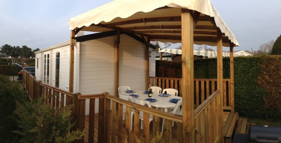 Mobile home neuf, climatisé, top camp 4*