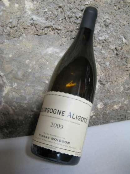 BOURGOGNE ALIGOTE 2009 PIERRE BOISSON