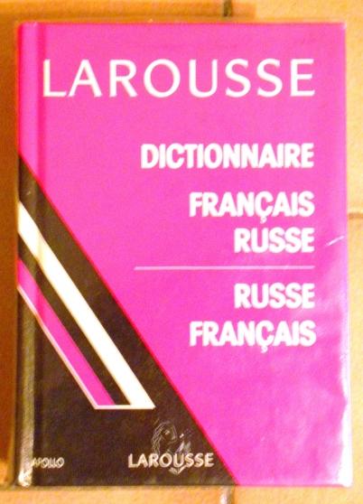 Larousse Français – Russe / Russe - Fran