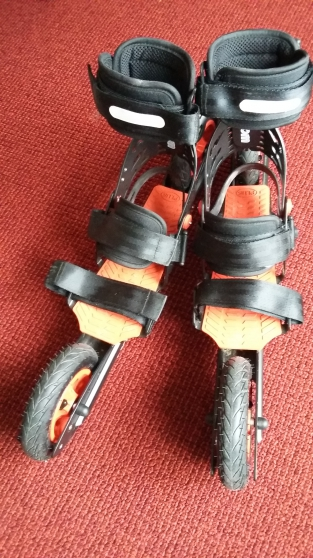 Annonce occasion, vente ou achat 'SKIKES - Rollerski NEUFS !'
