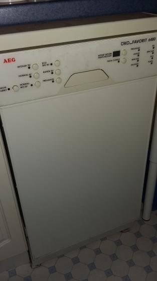 Annonce occasion, vente ou achat 'Lave-vaisselle 9 couverts'