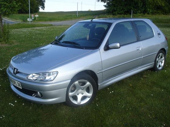 Peugeot 306 xs sport CT OK