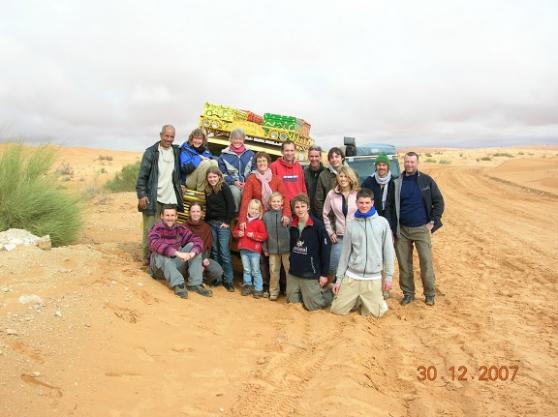 Annonce occasion, vente ou achat 'Sahara Tunisie Excursion libre choix'