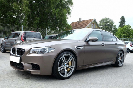 BMW M5 F10 Pack Competition