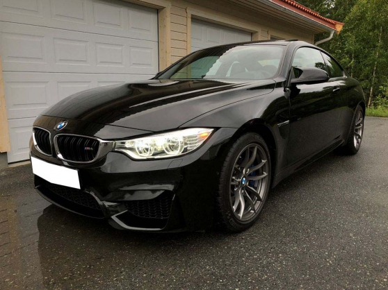 BMW M4 PACK COMPETITION 450ch