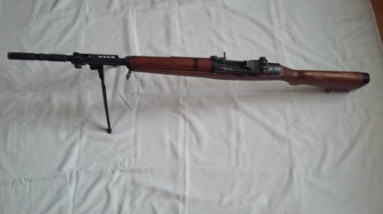 Annonce occasion, vente ou achat 'Fusil M 59 autorisation B2'
