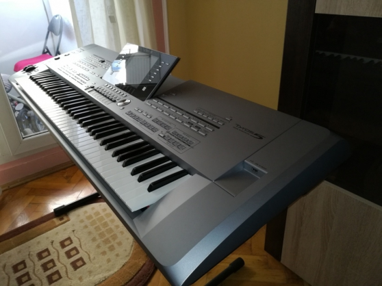Annonce occasion, vente ou achat 'Yamaha Tyros 5 76 touches'