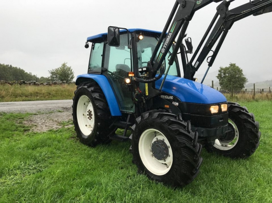 Annonce occasion, vente ou achat 'New Holland TL 90'