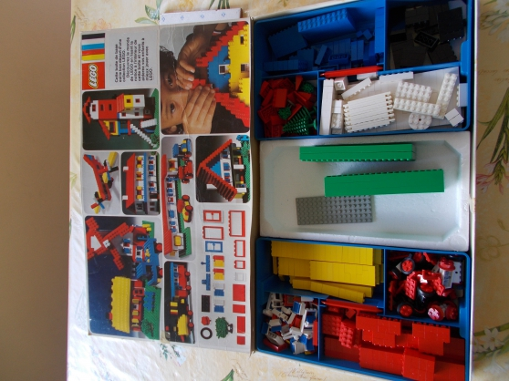 Annonce occasion, vente ou achat 'LEGO ANCIENS'