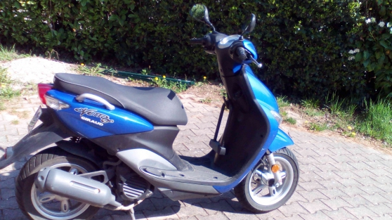 Vends Scooter MBK Ovetto, 50cc, TBE