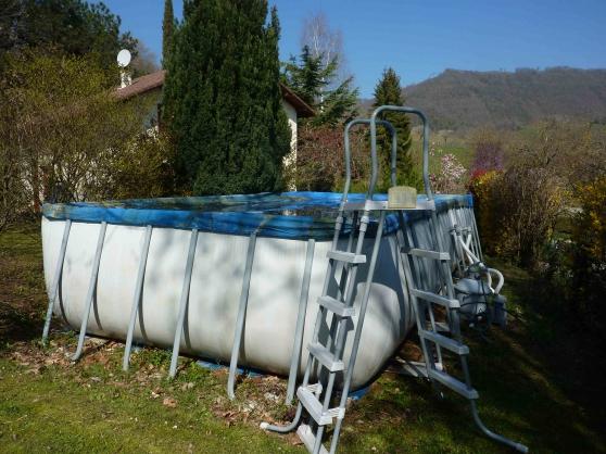 piscine 6.71x3.66x1.32 tbe - Annonce gratuite marche.fr