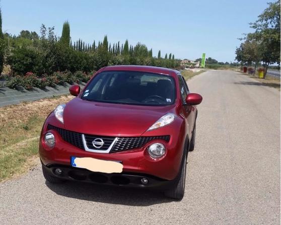 Annonce occasion, vente ou achat 'Nissan juke à camera'