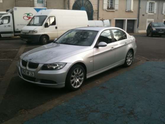 BMW 330d 231 Pack Luxe