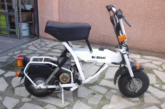 Di Blasi moto pliante 50 cc