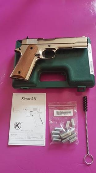Annonce occasion, vente ou achat 'armes d\'alarme à blanc neuves'
