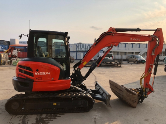Annonce occasion, vente ou achat '2015 Kubota KX057-4'