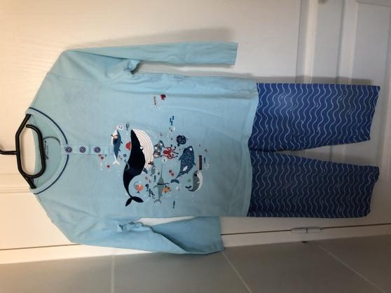 Annonce occasion, vente ou achat 'Pyjamas garçon 7 ans'