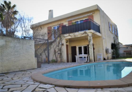 Maison 4 chambres -Jardin-Piscine