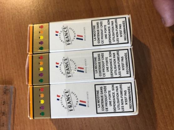 Annonce occasion, vente ou achat 'E liquide pour cigarette électonique'