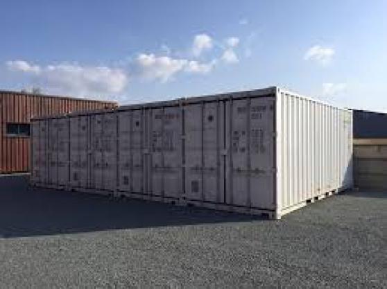 Conteneurs maritimes de stockage de maté - Photo 2