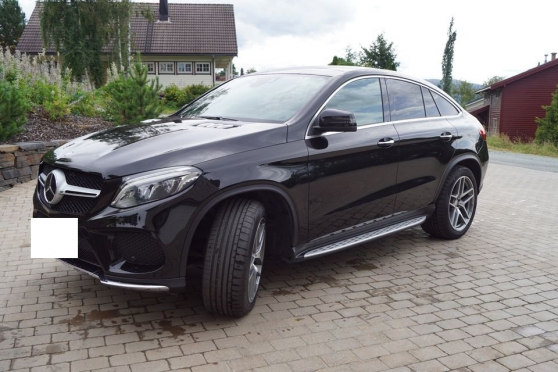 Superbe Mercedes-Benz GLE 350d 4MATIC