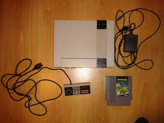 Console Nintendo NES Blanc (PAL)