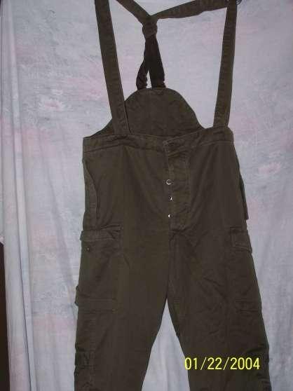 Petite Annonce : Pantalon grands froids - Pantalon autrichien grands froids , coton/satin, intérieur matelassé,