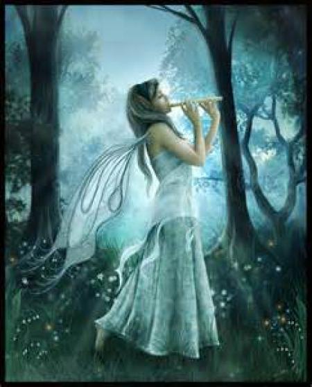 Annonce occasion, vente ou achat 'Le miroir des fées'