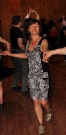 Donne cours particuliers de danse