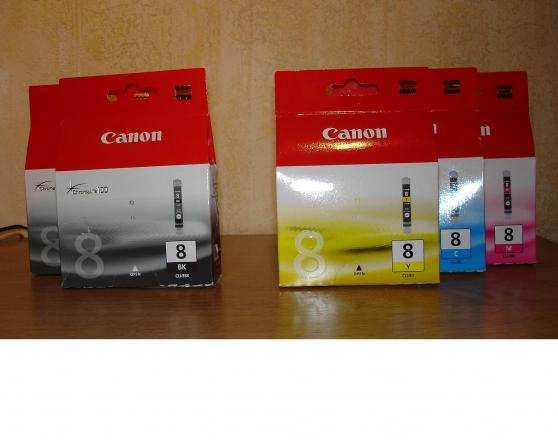 Annonce occasion, vente ou achat 'Cartouche imprimante CANON'