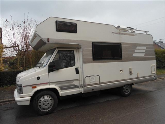 Camping-car Hymer Camp 59
