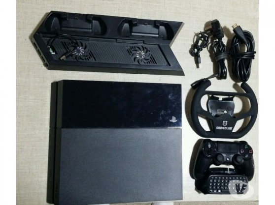 Sony ps4 3 jeux 2000 gb hd (2 to) consol