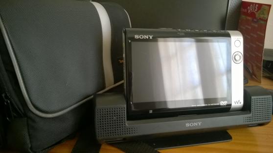 Lecteur de dvd portable SONY D-VE7000S