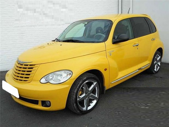 Chrysler PT Cruiser 2.2 Turbo CRD