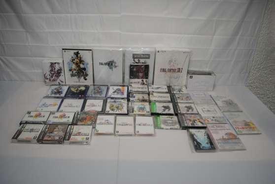 Lot de jeux Final Fantasy