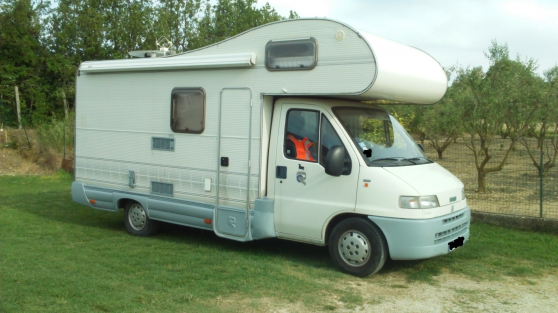 Annonce occasion, vente ou achat 'Camping-Car Fiat Ducato 1,9TD'