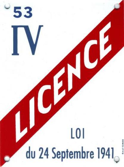 licence 3 - Annonce gratuite marche.fr