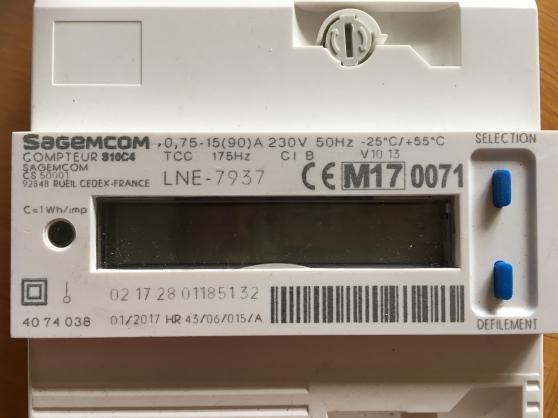 compteur électrique au choix - Photo 2