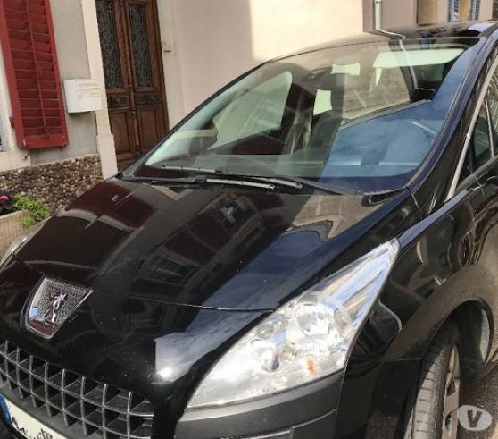 Cede Voiture Peugeot Hdi 3008 Noir Auto Peugeot A Toulouse