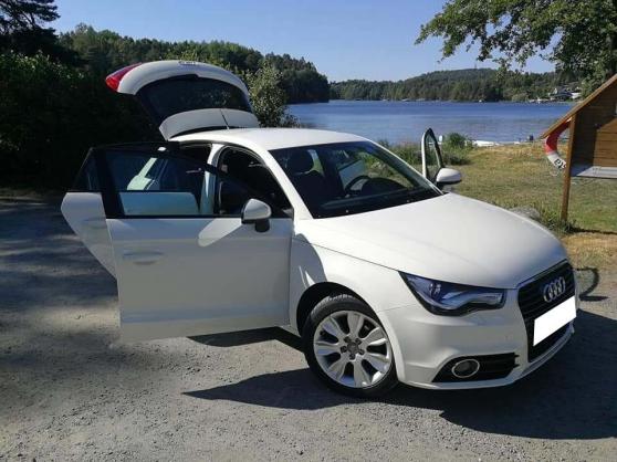 Audi a1 1.4 tfsi 122 ambition s-tronic 6