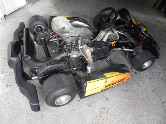 Annonce occasion, vente ou achat 'Karting loisirs'
