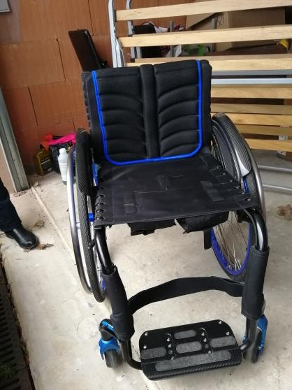 fauteuil manuel quickie - Annonce gratuite marche.fr