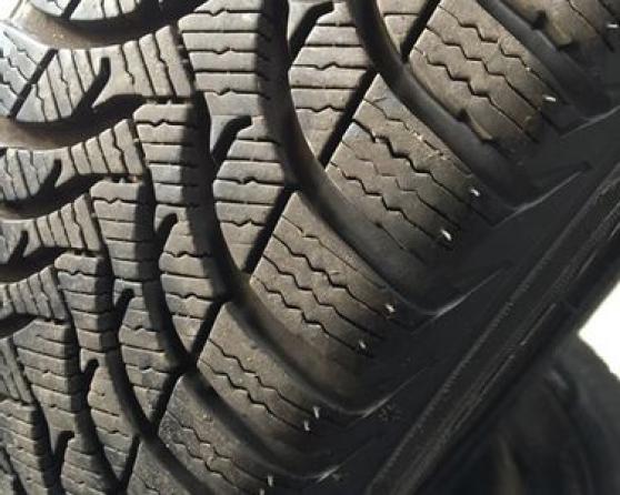 Annonce occasion, vente ou achat '4 pneus neige MICHELIN ALPIN'