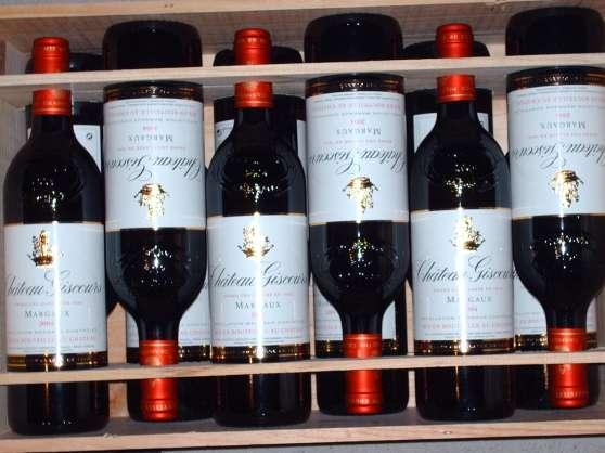 CHATEAU GISCOURS 2004 MARGAUX BORDEAUX - Photo 2