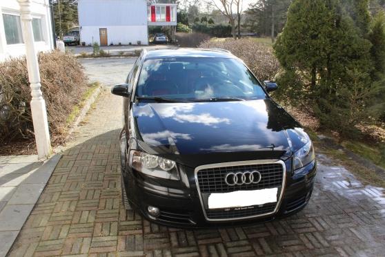 Annonce occasion, vente ou achat 'Audi A3 Sportback 1.9 TDI'